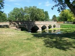 McKinley Park Bridge